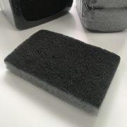 scrubber pad